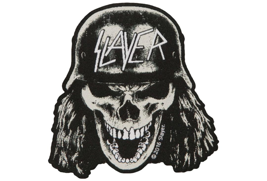 Official Band Merch | Slayer - Wehrmacht Woven Patch