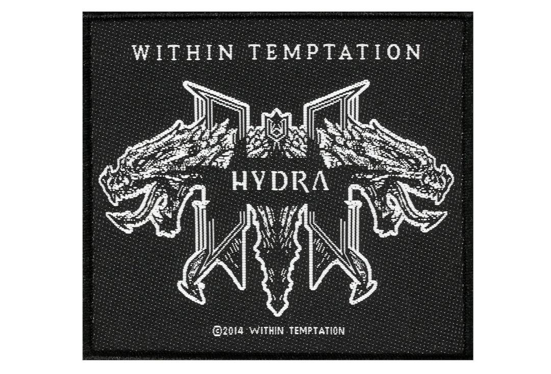 Official Band Merch | Within Temptation - Hydra Woven Patch