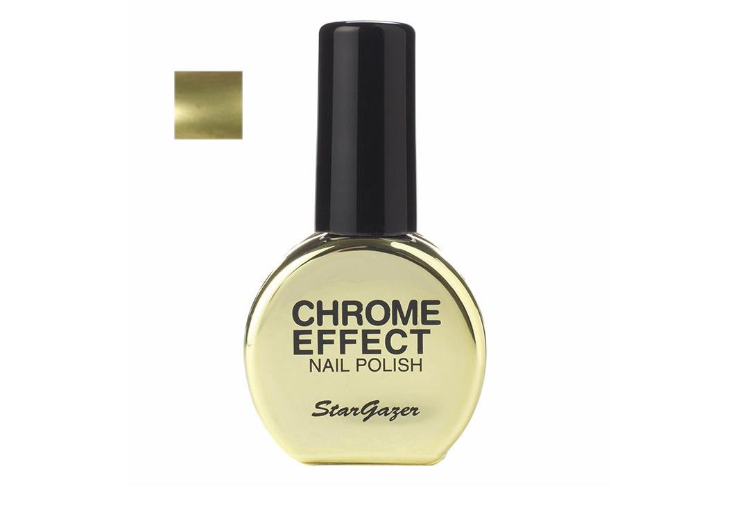 Stargazer | Gold Chrome Effect Stargazer Nail Polish