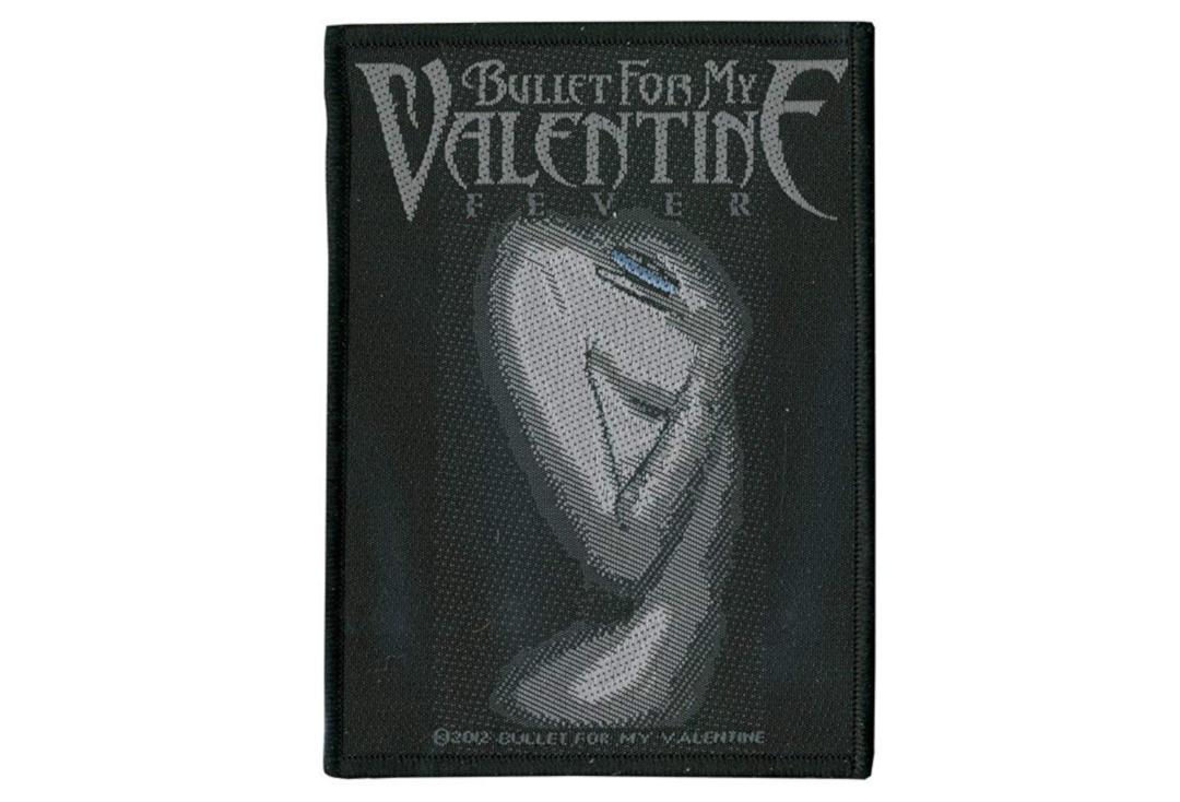 Official Band Merch | Bullet For My Valentine - Fever Woven Patch