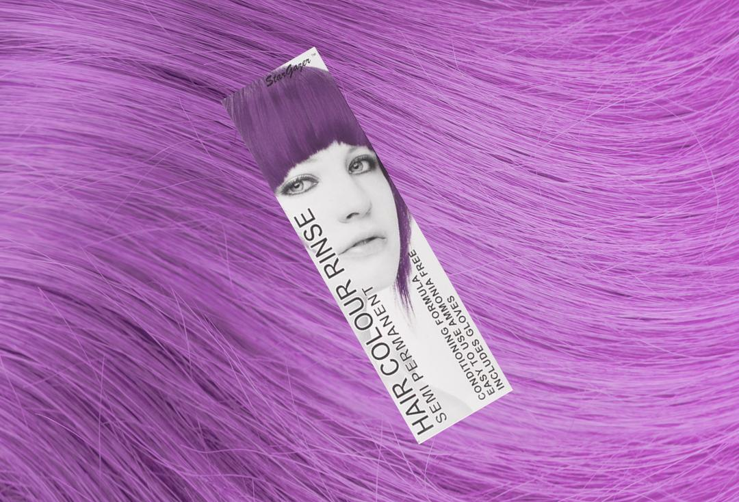 Stargazer | Heather Semi-Permanent Hair Colour