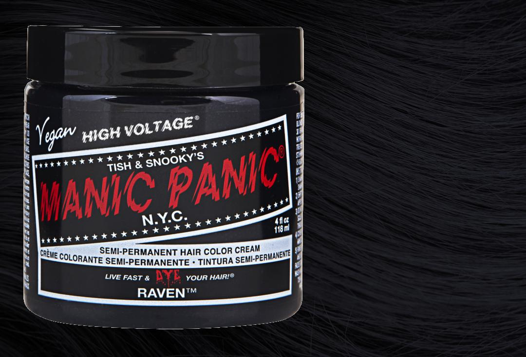 Manic Panic | High Voltage Classic Hair Colours - Raven