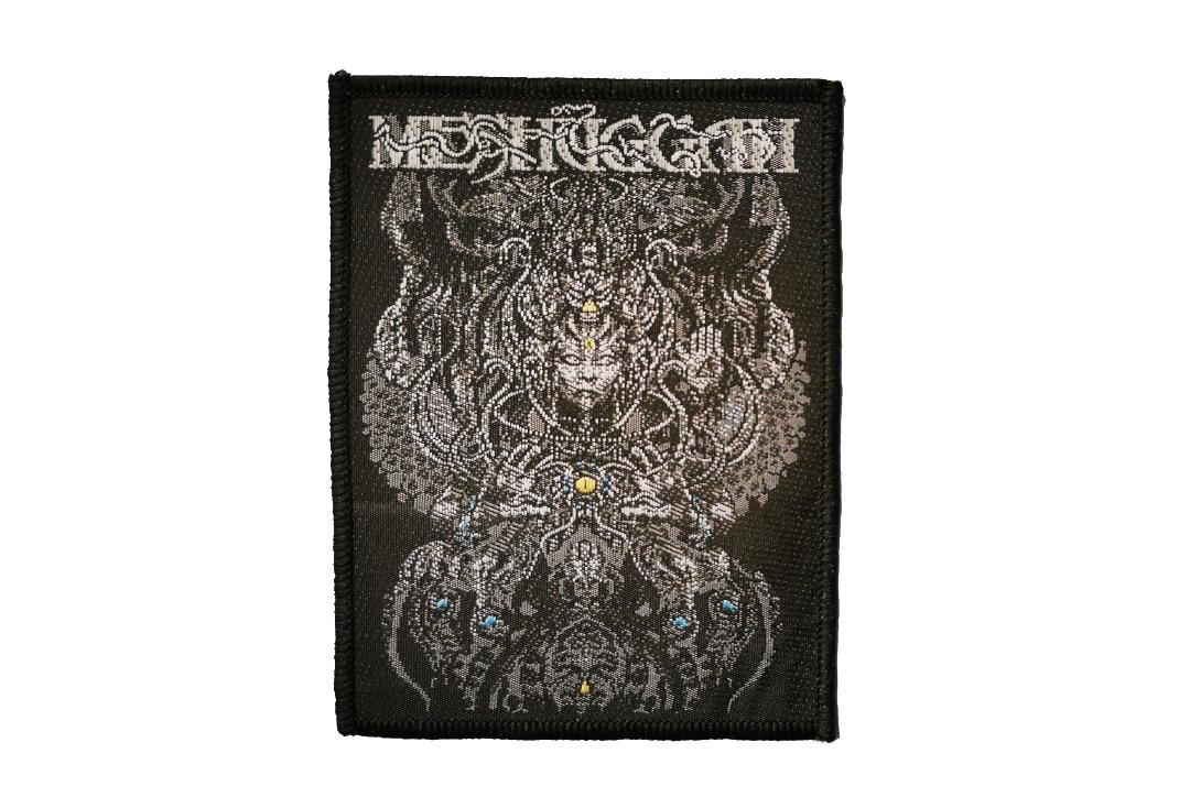 Official Band Merch | Meshuggah - Musical Deviance Woven Patch
