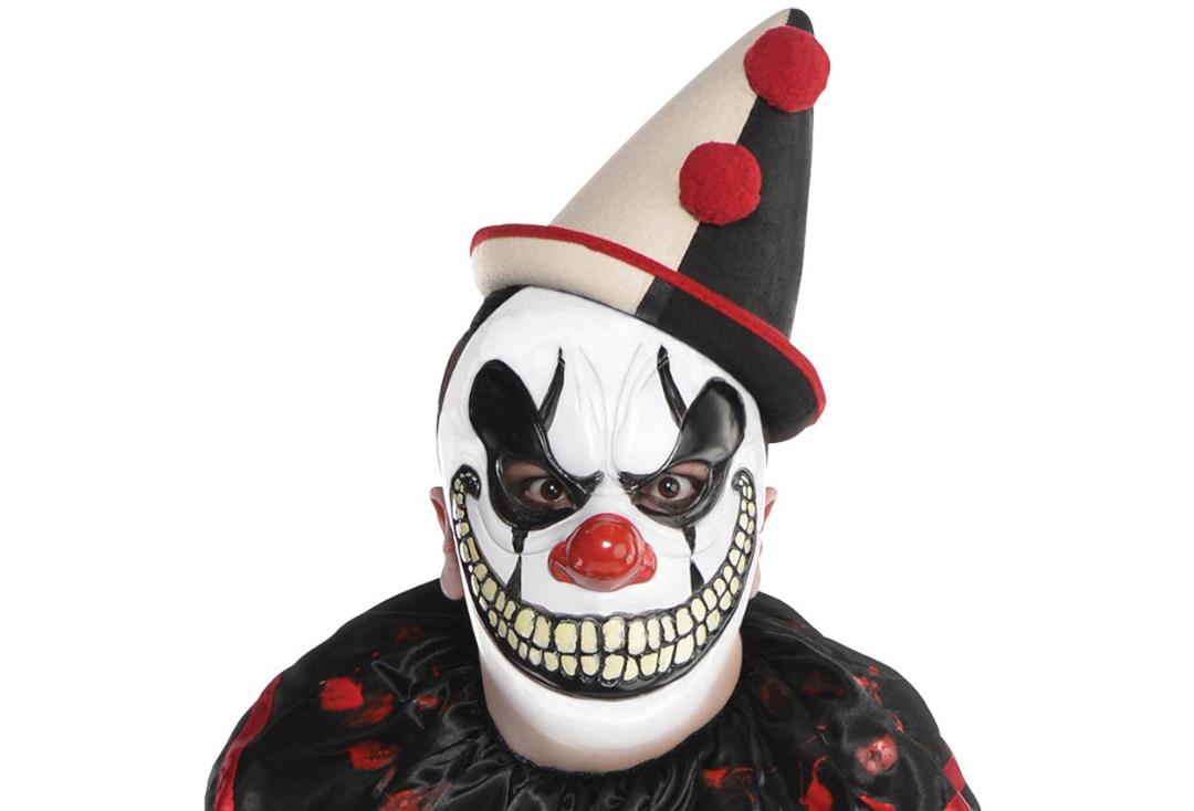 Void Clothing | Freakshow Clown Mask
