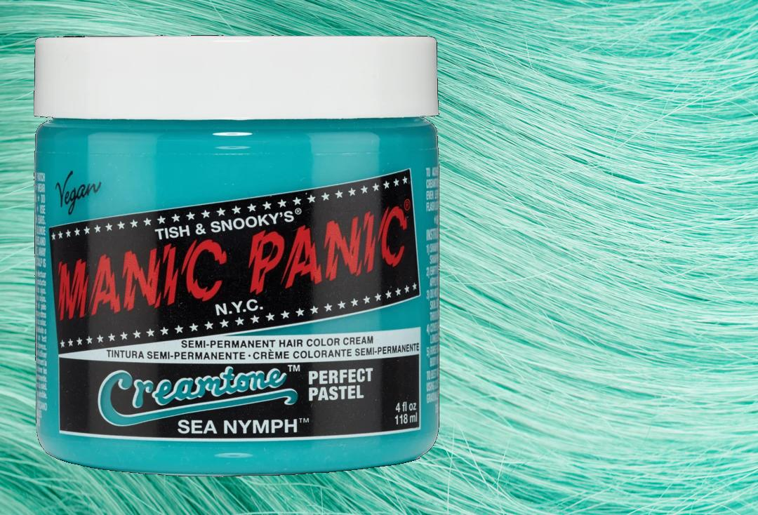 Manic Panic | Sea Nymph Creamtone Perfect Pastel