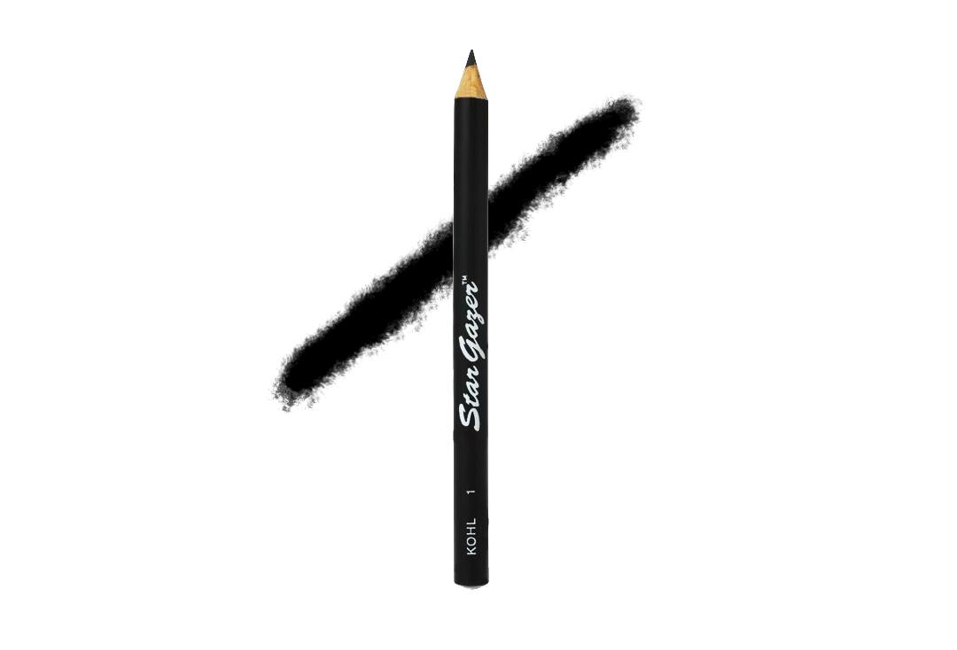 Stargazer | Black #1 Eye & Lip Liner Pencil