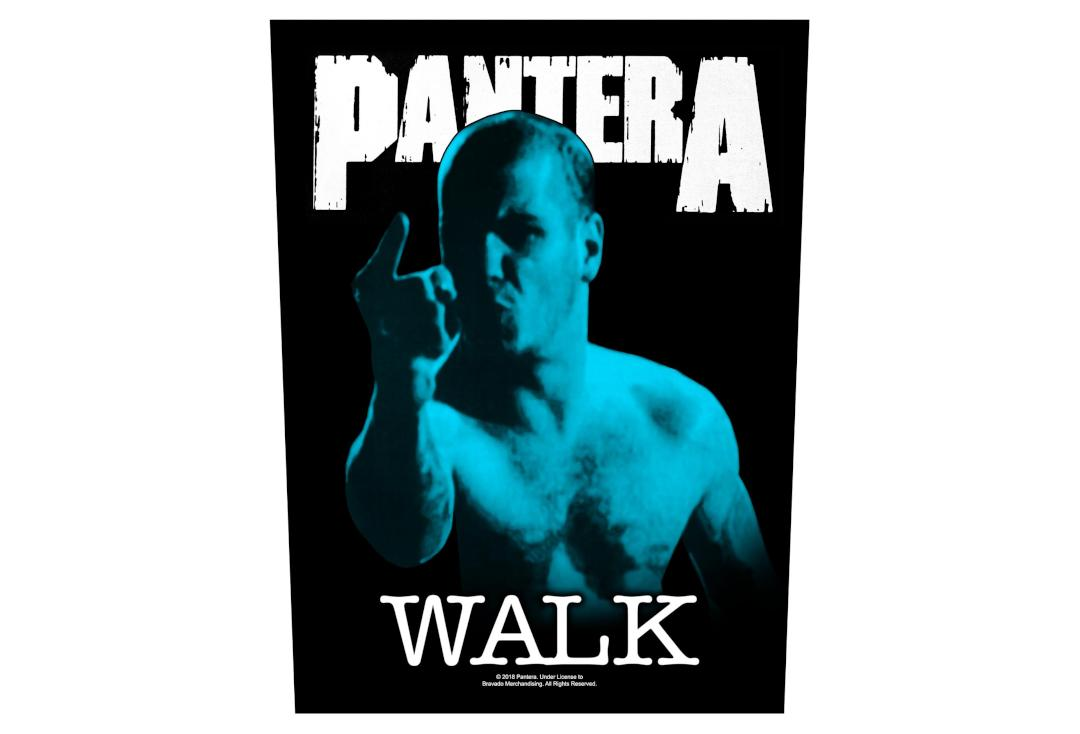 Official Band Merch | Pantera - Walk