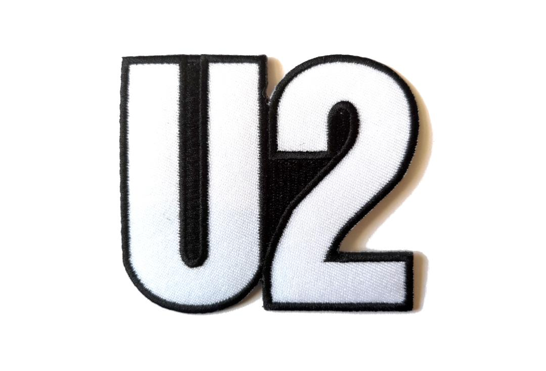 Official Band Merch | U2 - Logo Woven Patch