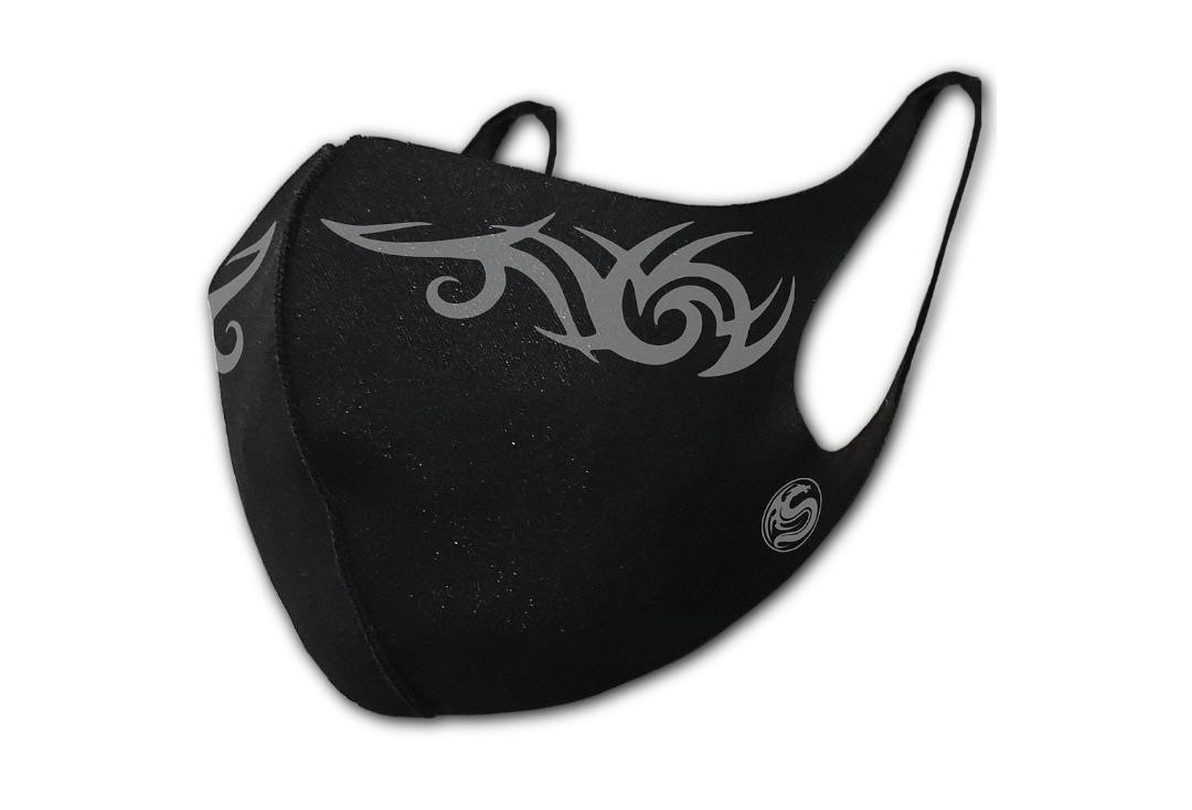 Void Clothing | Tribal Protective Face Mask - Close