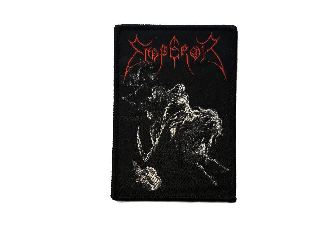 Official  Band Merch | Emperor - Rider Woven Patch