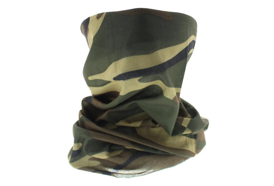 Void Clothing | Camo 4-in-1 Snood