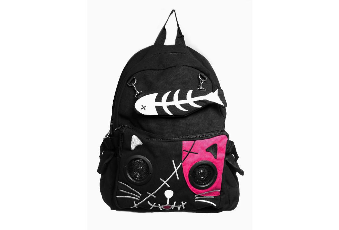 Banned Apparel | Pink Kitty Speaker Bag
