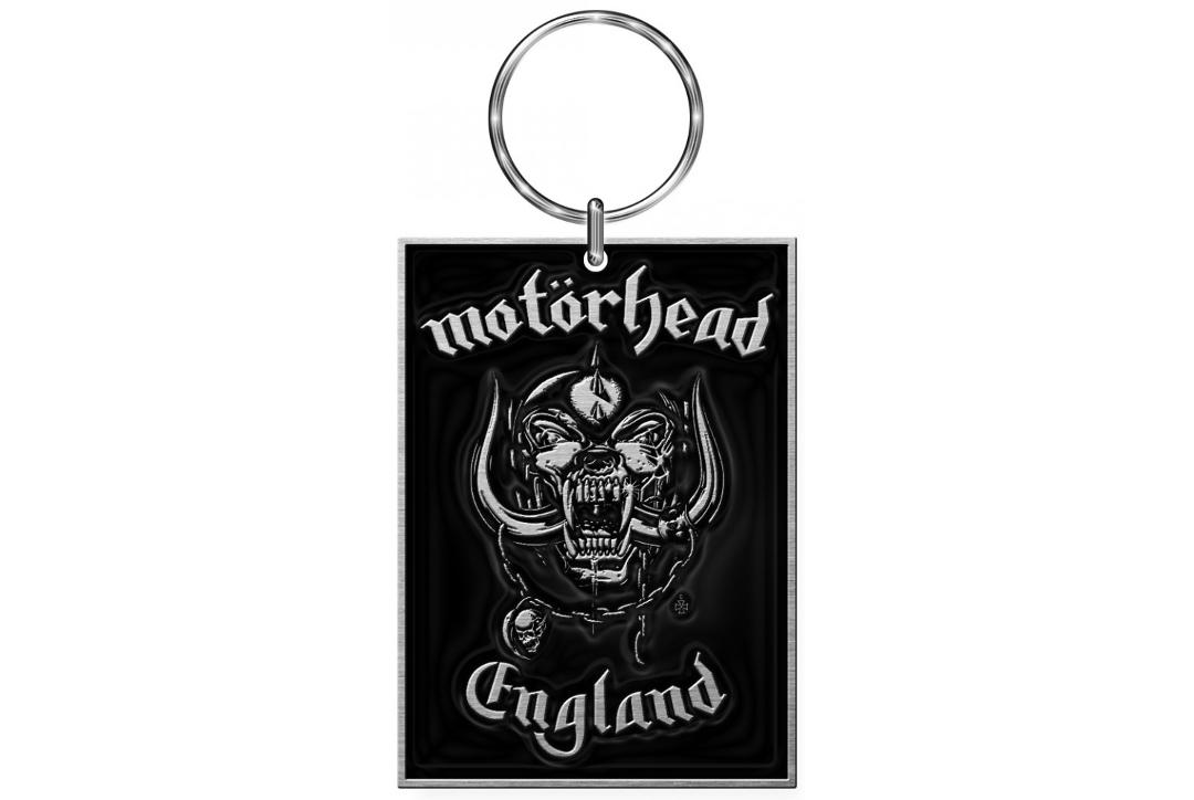 Official Band Merch | Motorhead - England Keyring