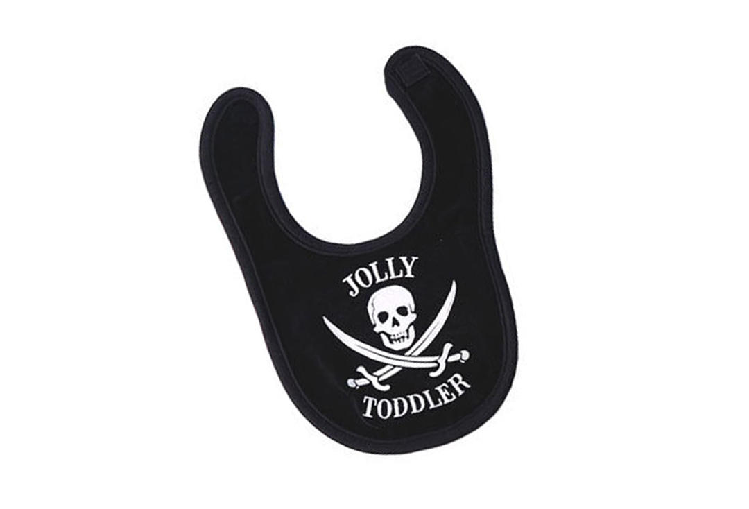 Darkside | Jolly Toddler Baby Bib