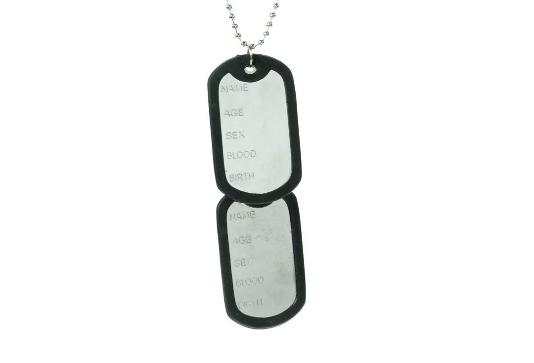 Poizen Industries | Dog Tag Necklace