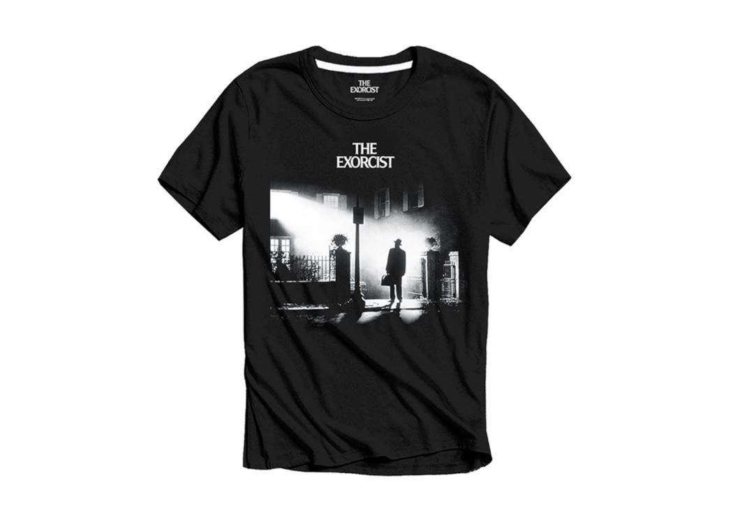 Official TV & Film Merch | The Exorcist - The Exorcist Poster Men's Short Sleeve T-Shirt