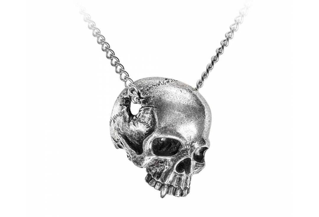 Alchemy Gothic | Remains Necklace - Main