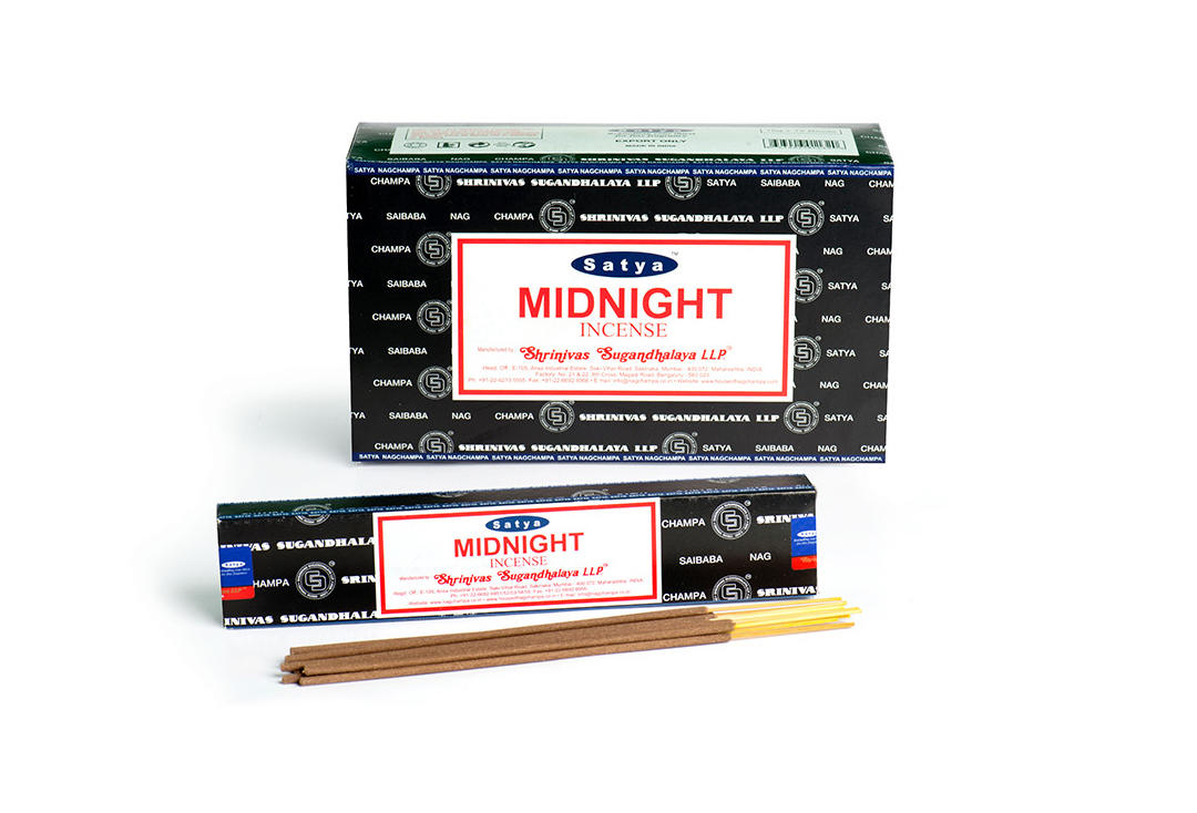 Satya | Midnight Incense Sticks