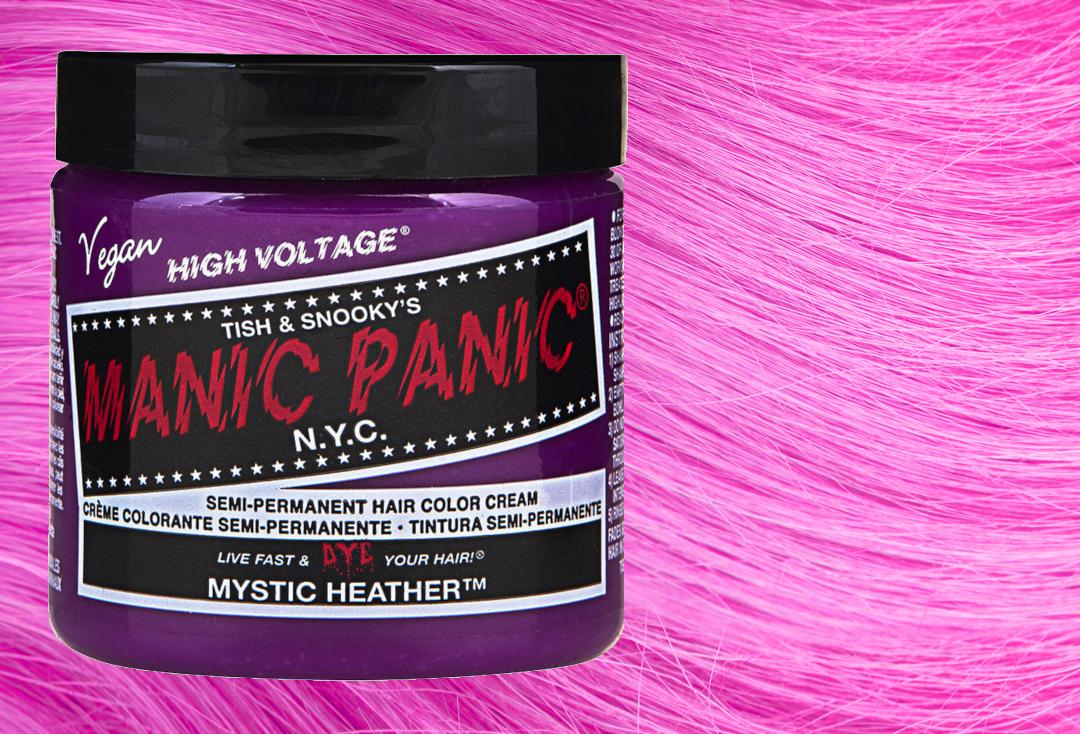 Manic Panic | Mystic Heather High Voltage Classic Cream Hair Colour
