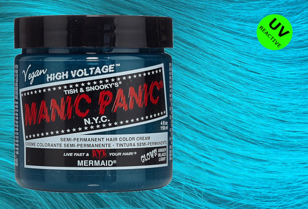 Manic Panic | Mermaid High Voltage Classic Cream Hair Colour