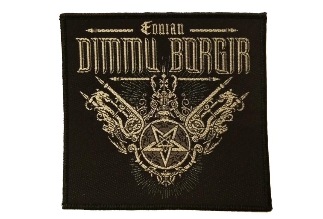 Official Band Merch | Dimmu Borgir - Eonian Woven Patch