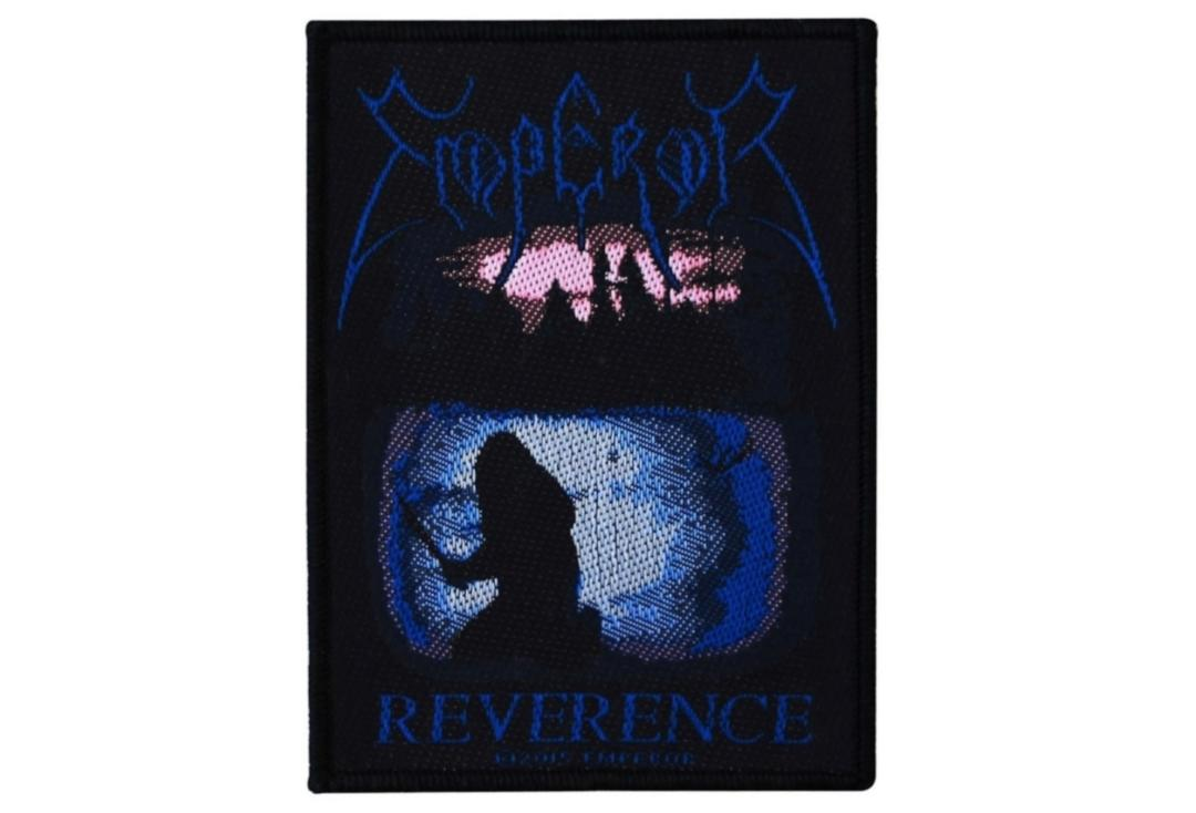 Official Band Merch | Emperor - Reverance Woven Patch