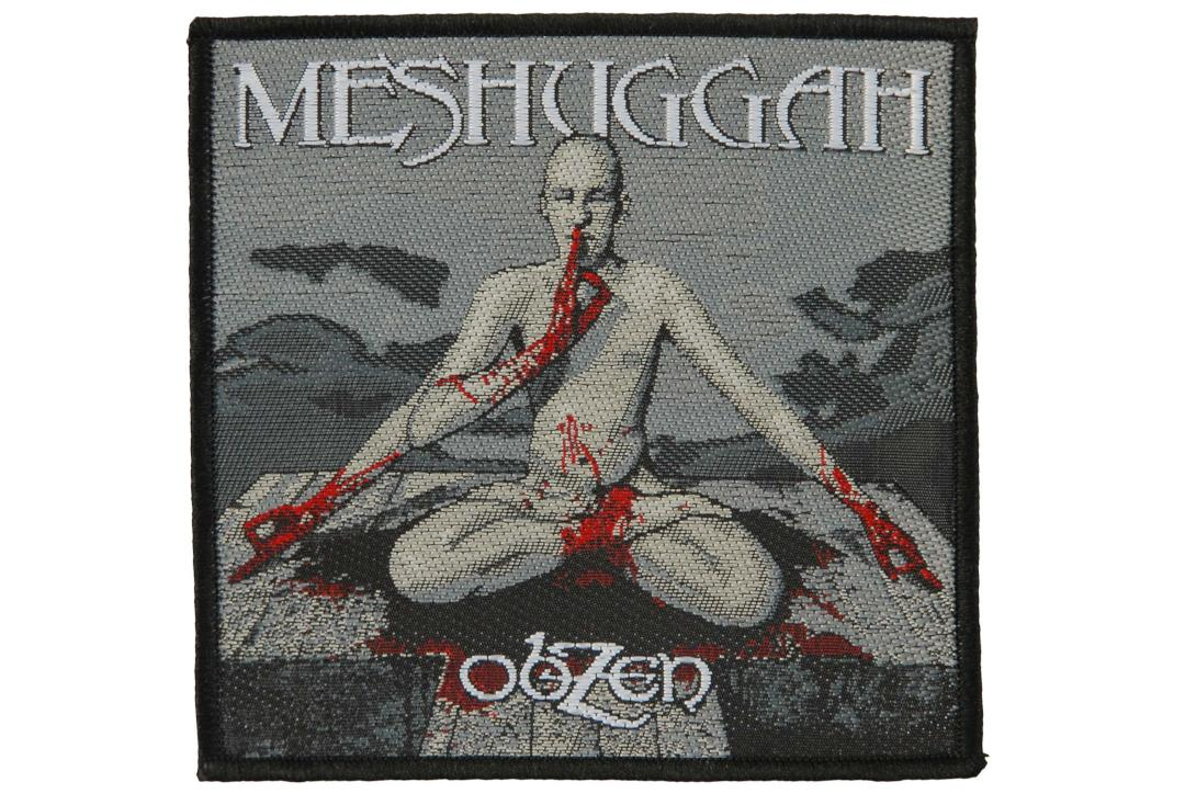 Official Band Merch | Meshuggah - Obzen Woven Patch