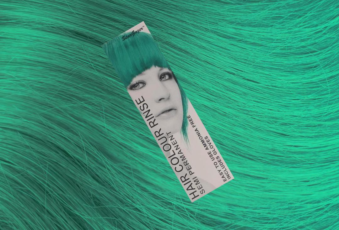 Stargazer | Tropical Green Semi-Permanent Hair Colour