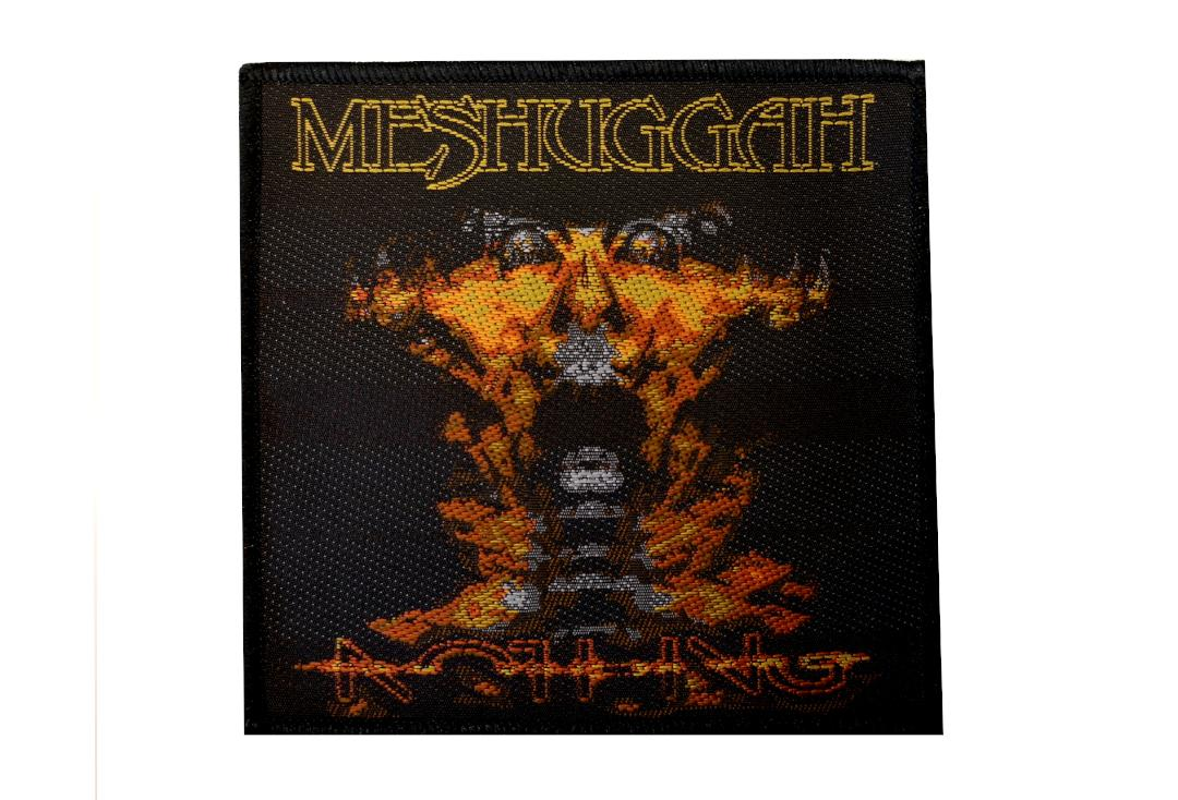 Official Band Merch | Meshuggah - Nothing Woven Patch