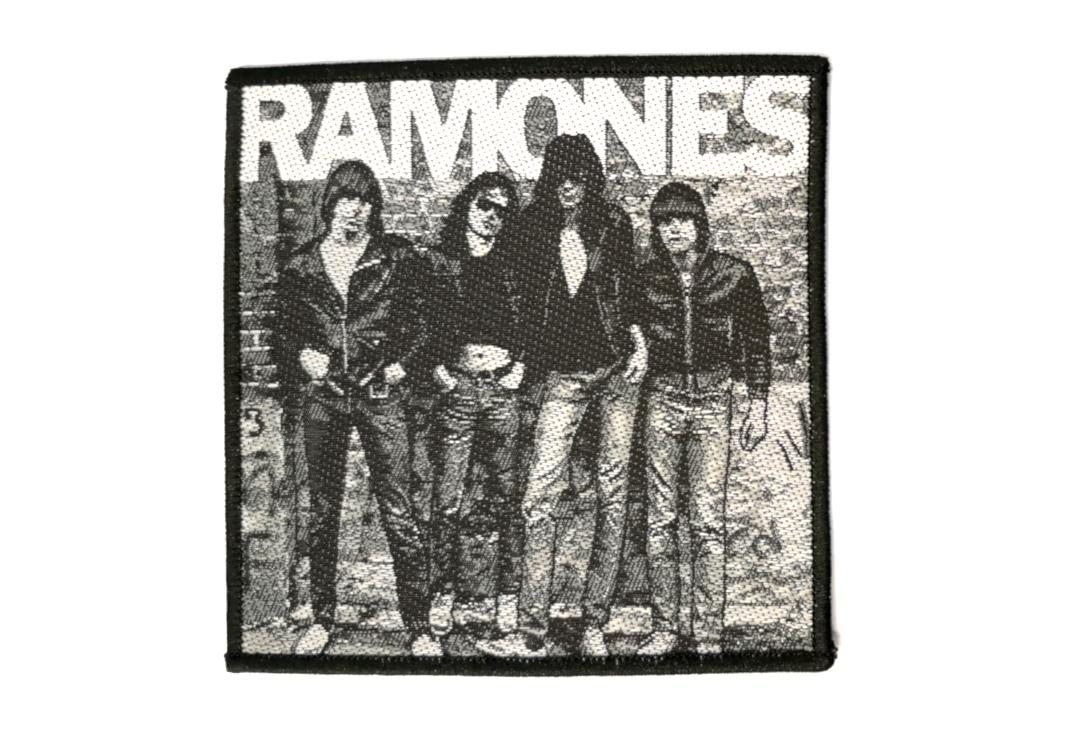 Official Band Merch | Ramones -  Ramones '76 Woven Patch