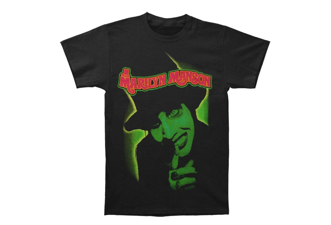 Official Band Merch | Marilyn Manson - Smells Like Children Men's Short Sleeve T-Shirt