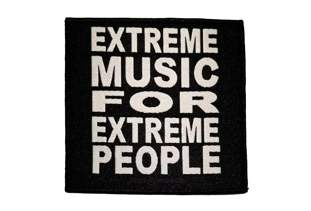 Official Band Merch | Morbid Angel - Extreme Music Woven Patch