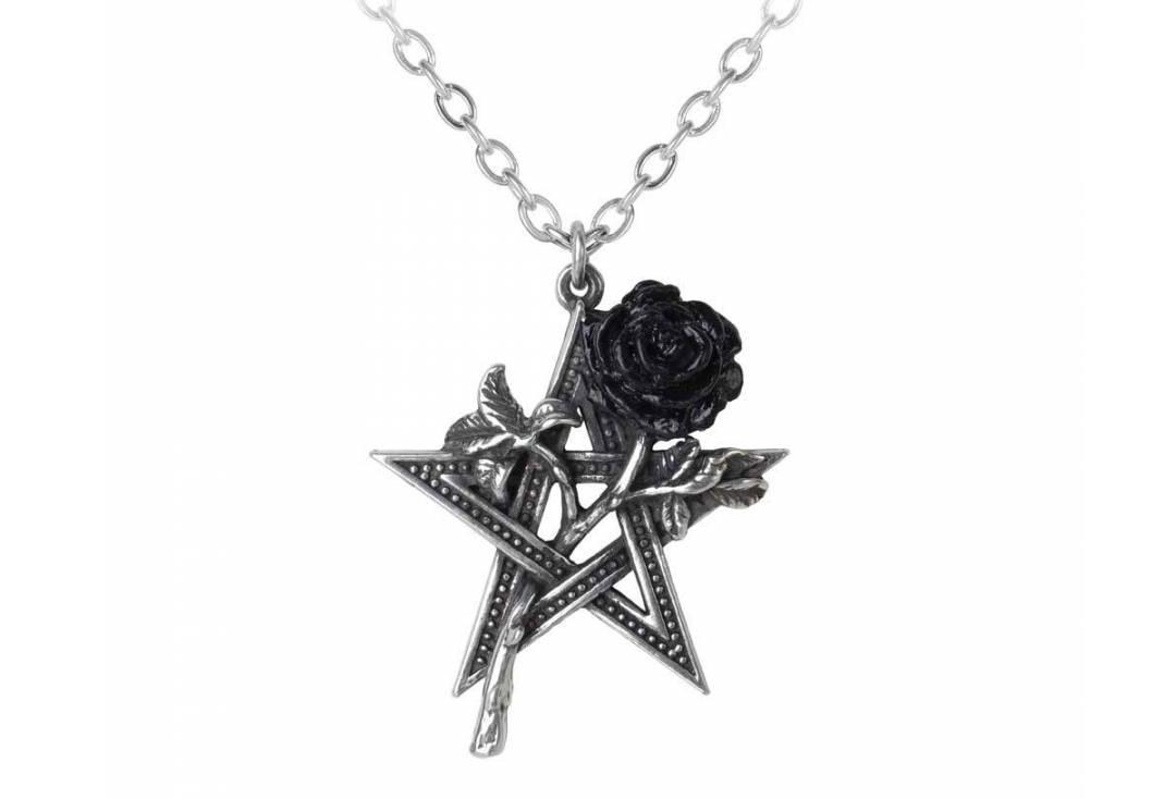 Alchemy Gothic | Ruah Vered Pentagram Pendant - Main