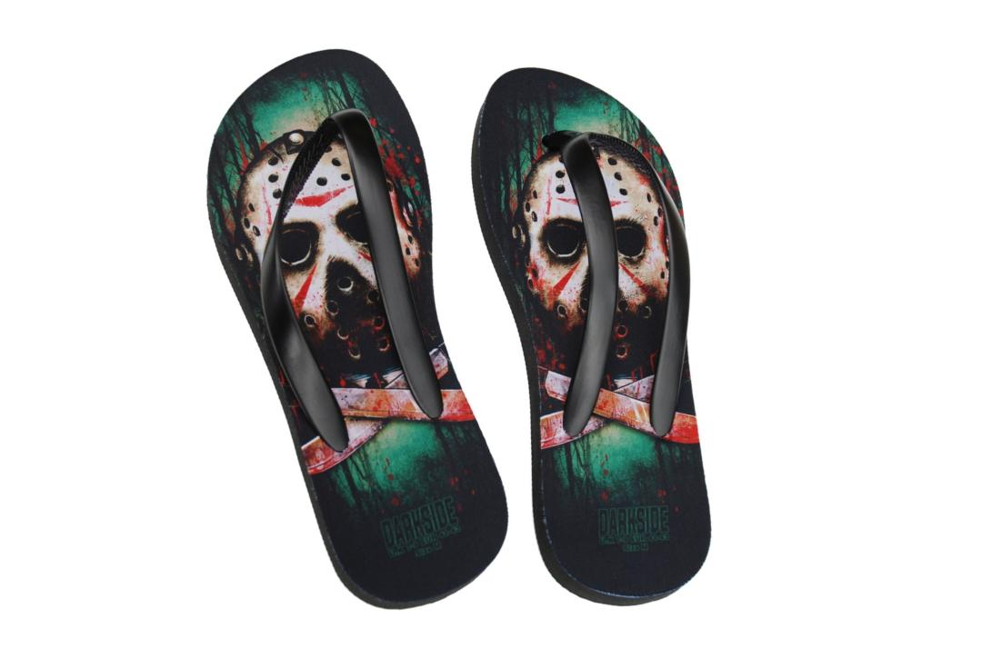 Darkside | Jason Unisex Flip Flops
