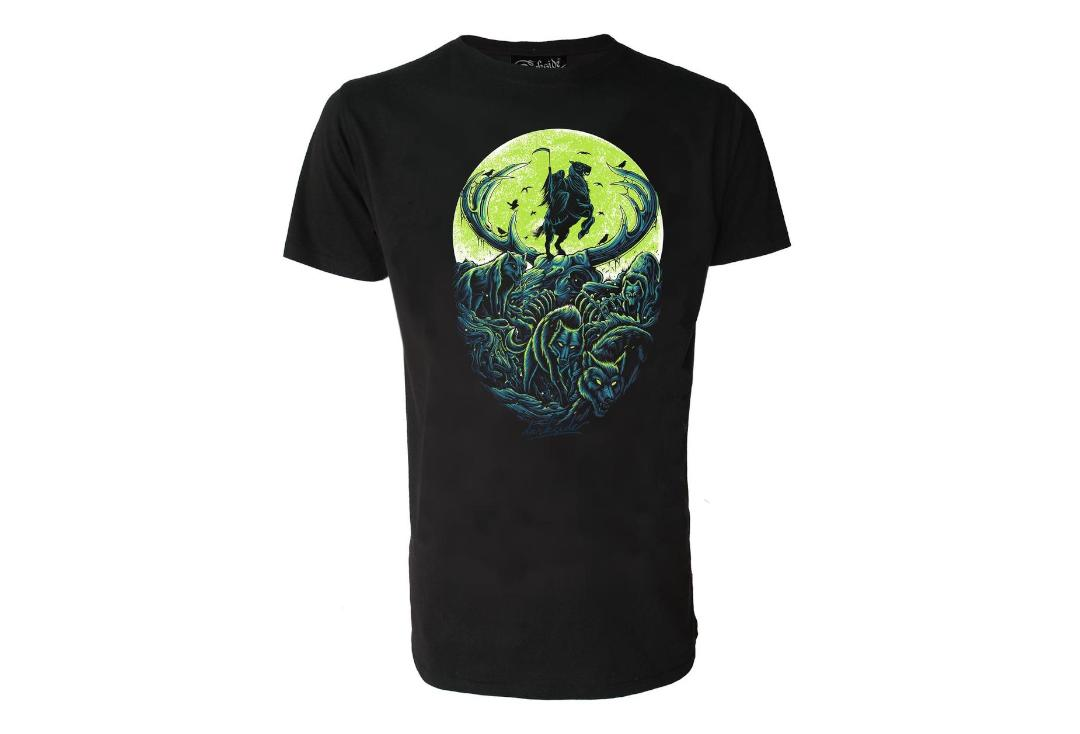 Darkside Clothing | Moonlit Reaper Short Sleeve Men's T-Shirt