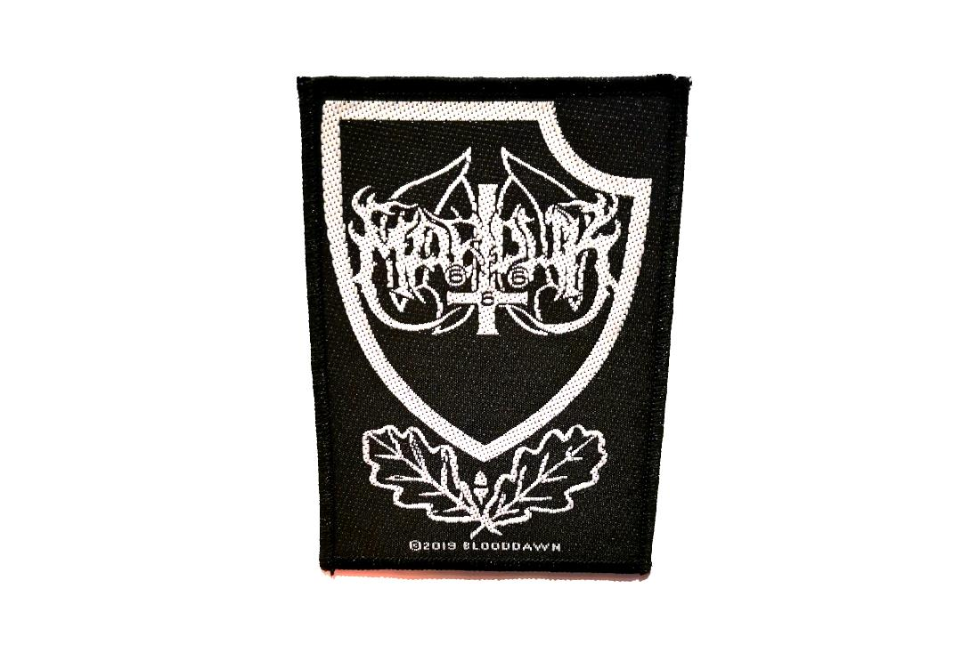 Official Band Merch | Marduk - Panzer Crest Woven Patch
