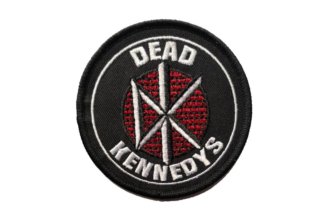 Official Band Merch | Dead Kennedys - Circle Logo Woven Patch
