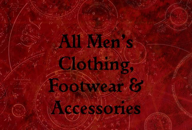 All Men's Items