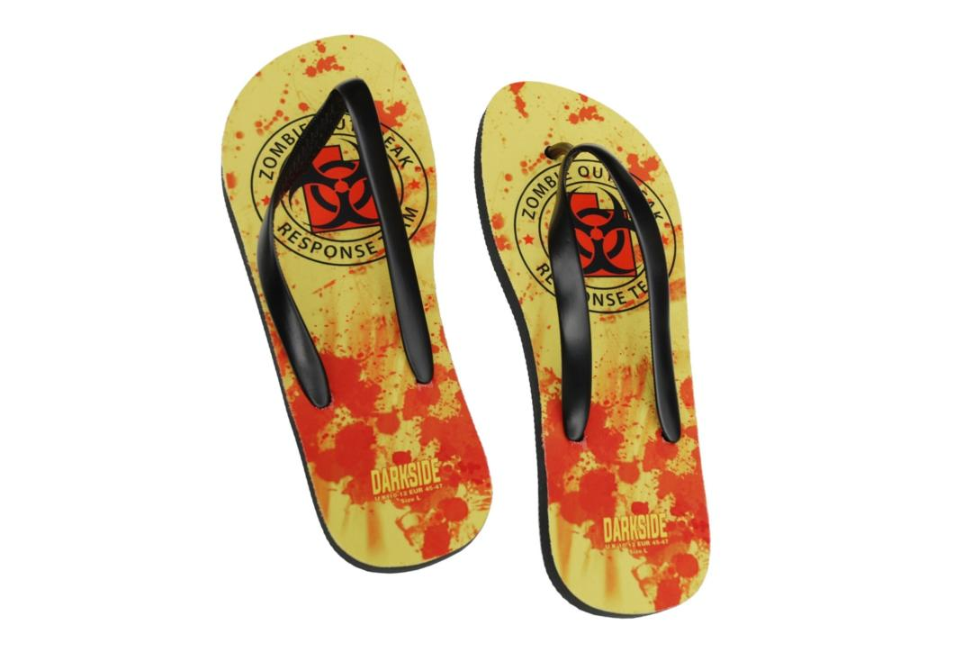 Darkside Clothing | Outbreak Unisex Flip-Flops