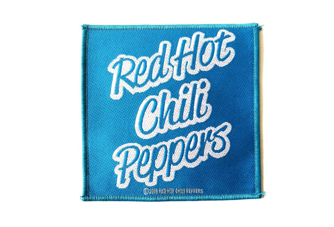 Official Band Merch | Red Hot Chili Peppers - Track Top Woven Patch