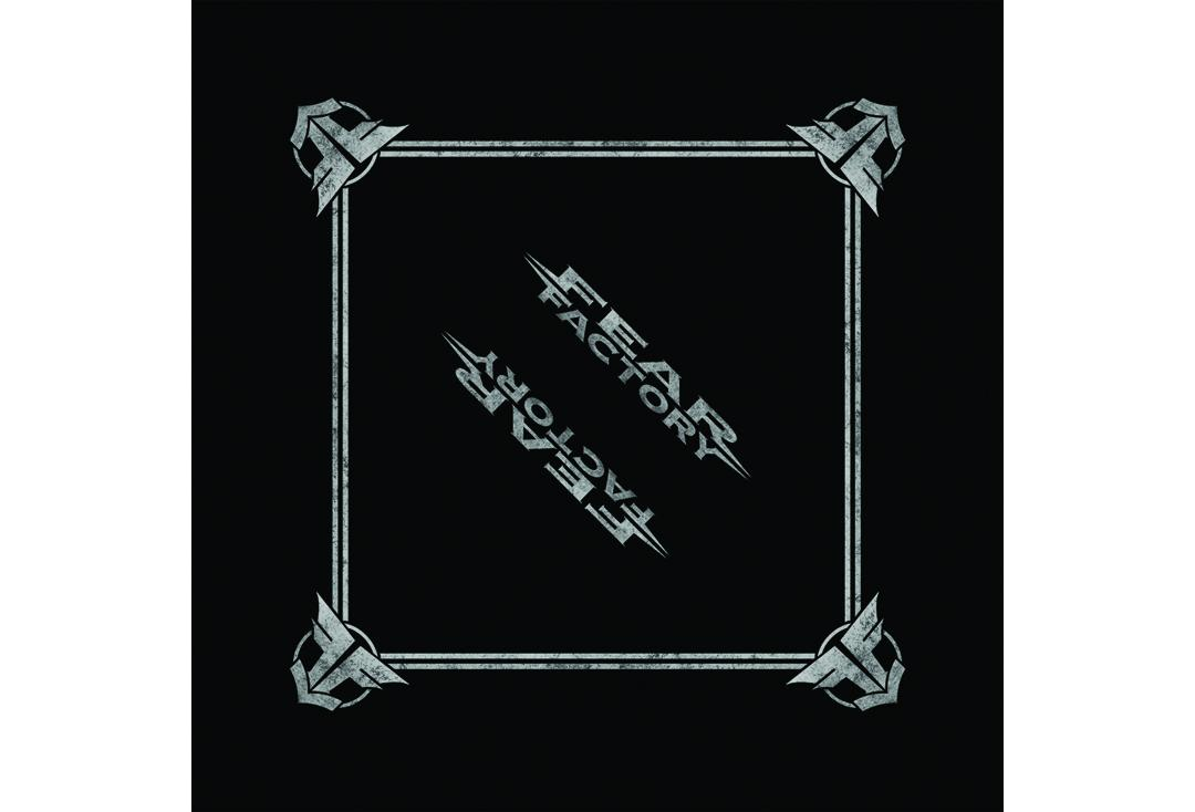 Official Band Merch | Fear Factory - Logo Official Bandana