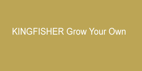 KINGFISHER Grow Your Own
