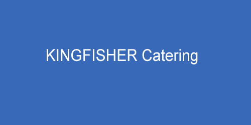 KINGFISHER Catering