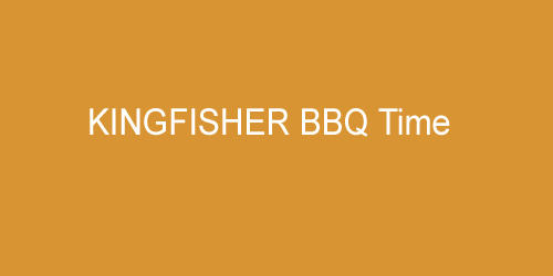 KINGFISHER BBQ Time