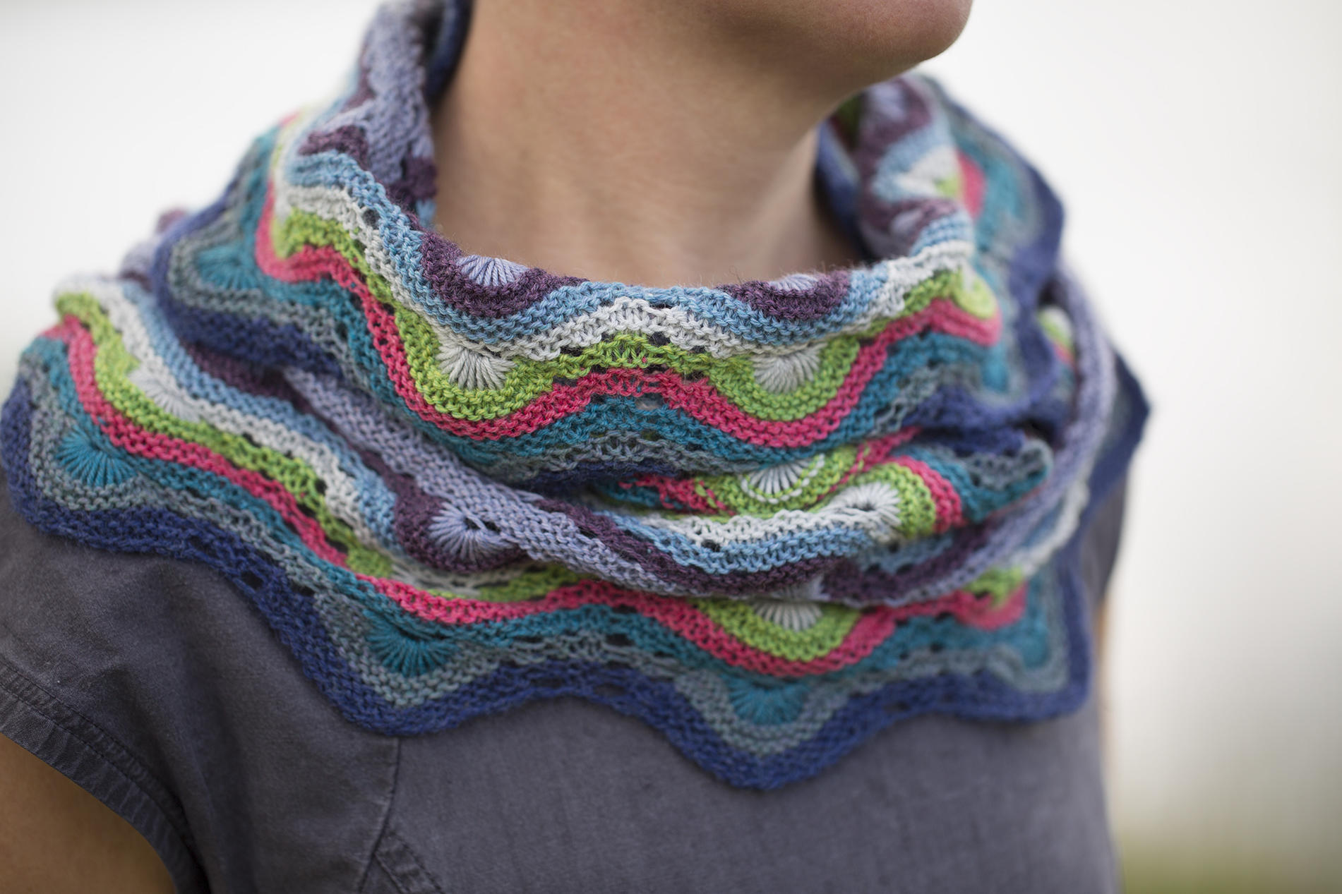 Betty Mouat Cowl