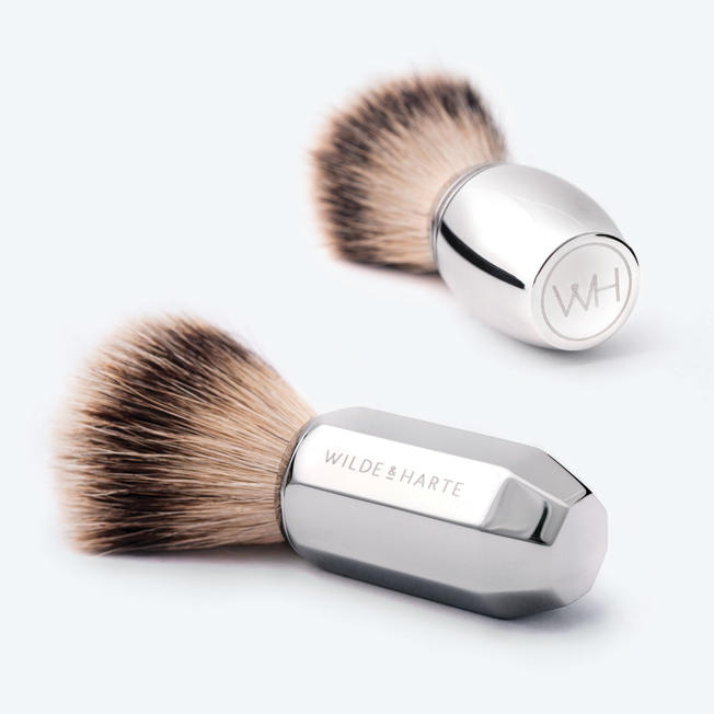 Badger Hair Shaving Brushes