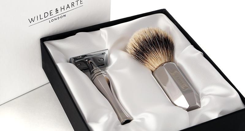 luxury shaving sets for men