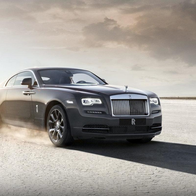 Rolls Royce - Great British brand