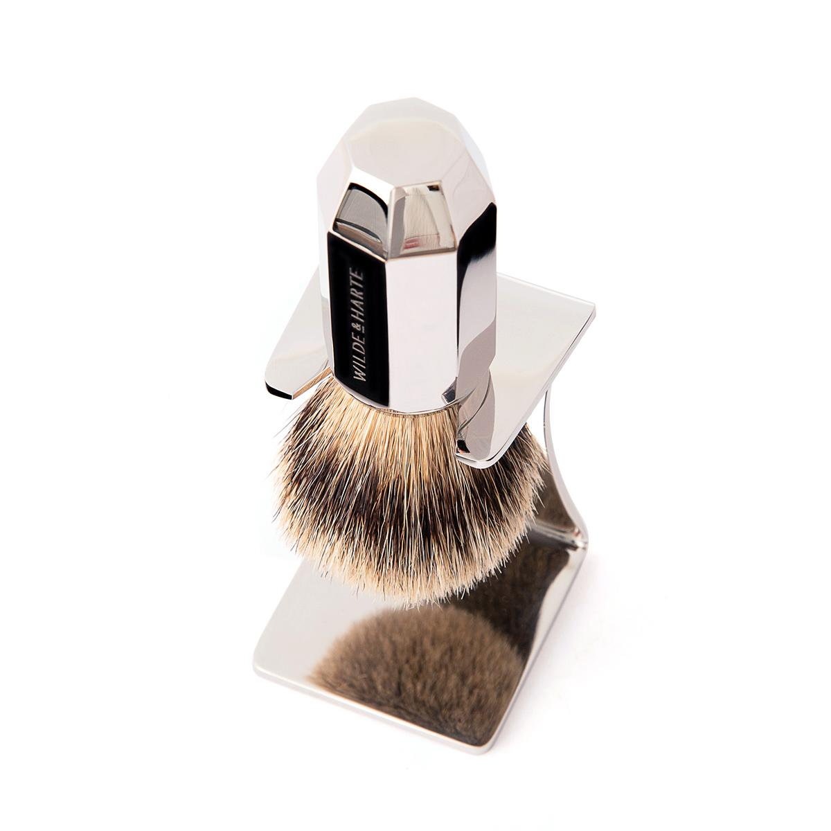 shaving brush and stand uk
