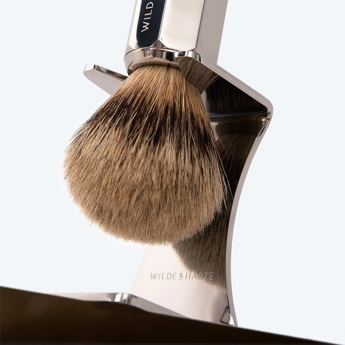 drip stand for shaving brush